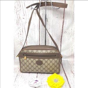 Gucci GG Vintage Crossbody Bag